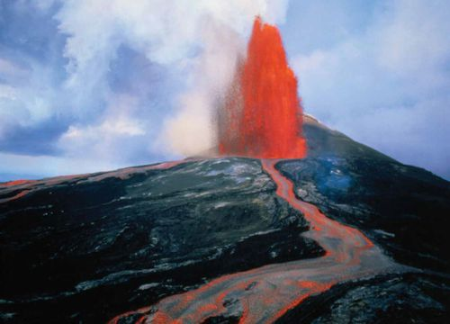 Volcanoes Reading Passages