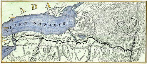Erie C Map Erie C Map