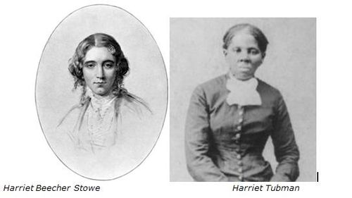 Tosha Lamdin Williams on The Tale of Two Harriets: Why Harriet Tubman and Harriet Beecher Stowe Are My New Heroes