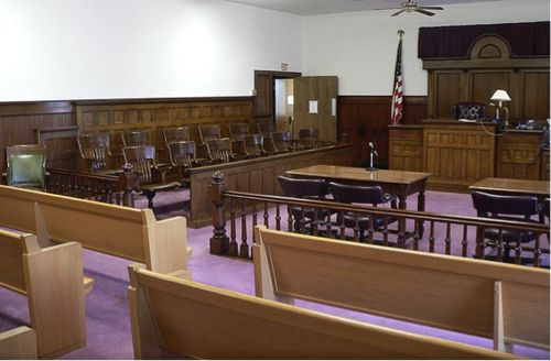 a courtroom in the classroom third grade reading passage