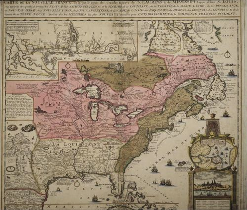 French-Native American Relations in the Great Lakes Region, Eighth ...